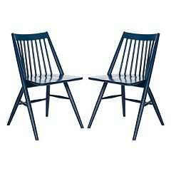 Safavieh Wren Spindle Dining Chair 2 pc Set