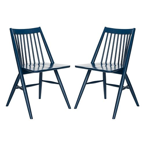 Safavieh Wren Spindle Dining Chair 2-piece Set