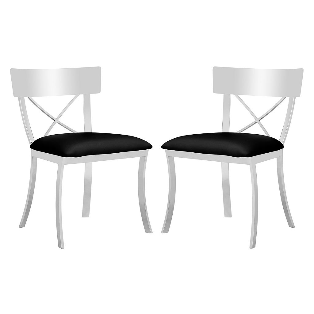 Safavieh Zoey Dining Chair 2-piece Set