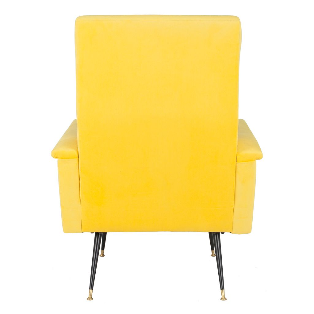 Safavieh Aida Velvet Accent Chair