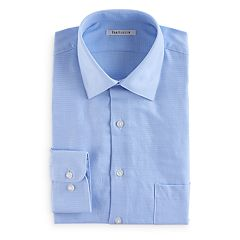 Men's Van Heusen Comfort Soft Regular-Fit Wrinkle-Free Dress Shirt