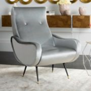 Safavieh Elicia Velvet Accent Chair