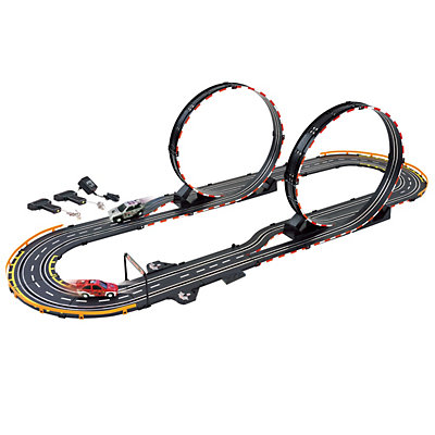 GB Pacific Parallel Looping Electric Power Road Racing Set