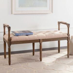 Safavieh Raiden Tufted Bench