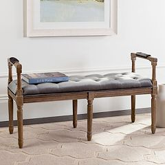 Safavieh Raiden Tufted Bench