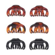Mudd® Claw Hair Clip Set