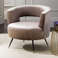 Safavieh Manet Velvet Accent Chair