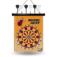 Miami Heat Magnetic Dart Board