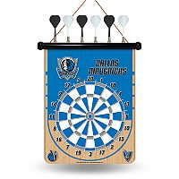 Dallas Mavericks Magnetic Dart Board