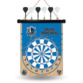 Dallas Mavericks Magnetic Dart Board