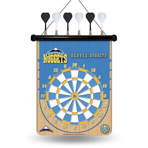Denver Nuggets Magnetic Dart Board
