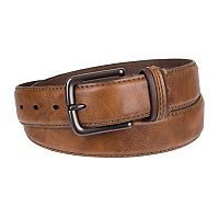 Men's SONOMA Goods for Life™ Contrast-Stitch Belt