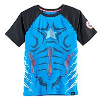 Boys 4-7x Marvel Hero Elite Series Captain America Collection for Kohl's HD Gel Space-Dyed Top