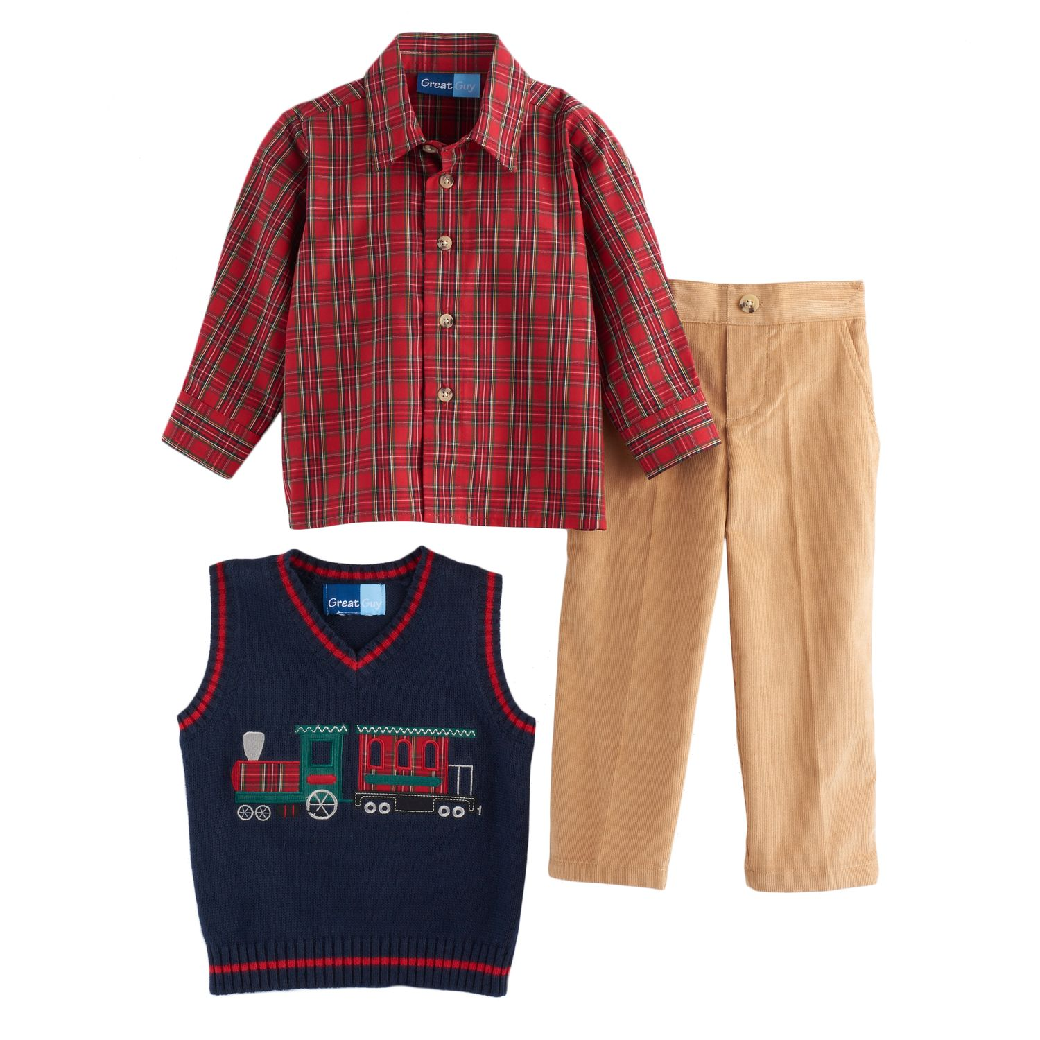 Baby Boy Dress Clothes & Outfits