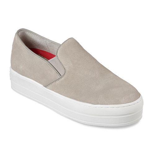 Skechers Uplift Suedeciety Women's Platform Sneakers