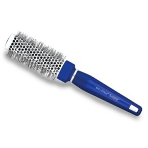"Bio Ionic BlueWave NanoIonic Conditioning 1.25"" Square Round Hair Brush"