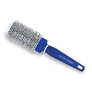 """Bio Ionic BlueWave NanoIonic Conditioning 1.75"""" Square Round Hair Brush"""