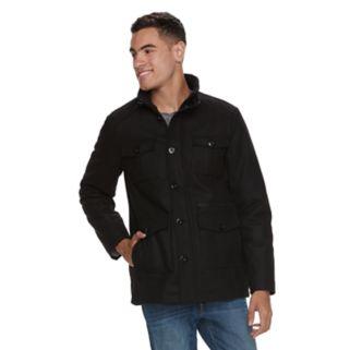 Men's Rock & Republic Wool Military Jacket