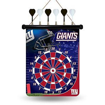 New York Giants Magnetic Dart Board