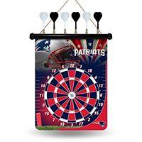 New EnglandPatriots Magnetic Dart Board