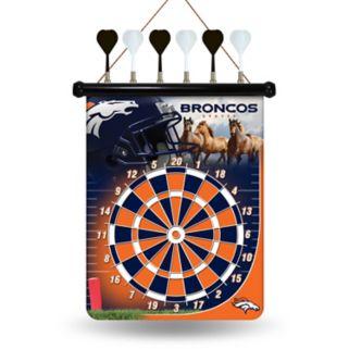 Denver Broncos Magnetic Dart Board