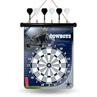 Dallas Cowboys Magnetic Dart Board