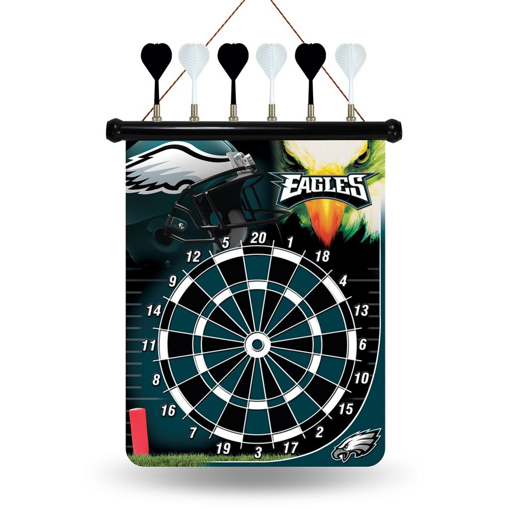 Philadelphia Eagles Magnetic Dart Board