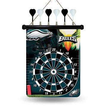 Philadelphia Eagles Magnetic Dart Board