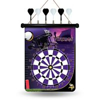 Minnesota Vikings Magnetic Dart Board