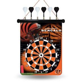 Cincinnati Bengals Magnetic Dart Board