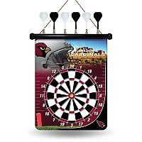 Arizona Cardinals Magnetic Dart Board