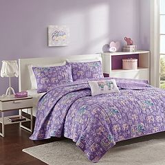 Mi Zone Abby Coverlet Set