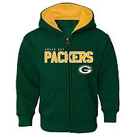 Boys 4-7 Green Bay Packers Slated Hoodie