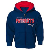 Boys 4-7 New England Patriots Slated Hoodie