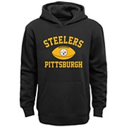 Boys 4-7 Pittsburgh Steelers Fleece Hoodie