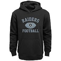 Boys 4-7 Oakland Raiders Fleece Hoodie