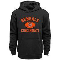 Boys 4-7 Cincinnati Bengals Fleece Hoodie