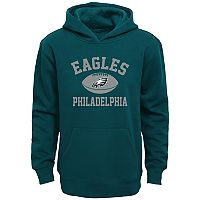 Boys 4-7 Philadelphia Eagles Fleece Hoodie