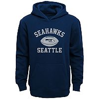 Boys 4-7 Seattle Seahawks Fleece Hoodie