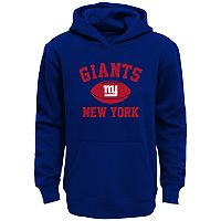 Boys 4-7 New York Giants Fleece Hoodie