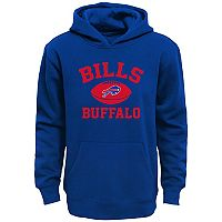 Boys 4-7 Buffalo Bills Fleece Hoodie