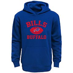 Boys 4-7 Buffalo Bills Fleece Hoodie