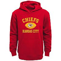 Boys 4-7 Kansas City Chiefs Fleece Hoodie