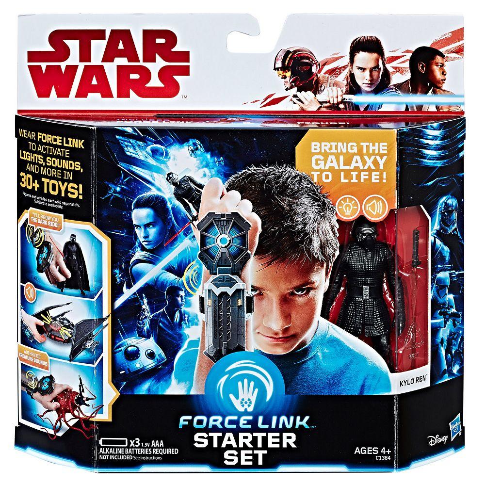 Star Wars Force Link Starter Set by Hasbro