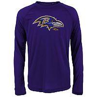 Boys 4-7 Baltimore Ravens Defragment Tee