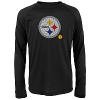 Boys 4-7 Pittsburgh Steelers Defragment Tee