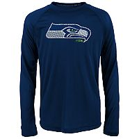 Boys 4-7 Seattle Seahawks Defragment Tee