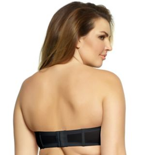 Paramour by Felina Bras: Marvelous Contour Full-Figure Strapless Bra 235033