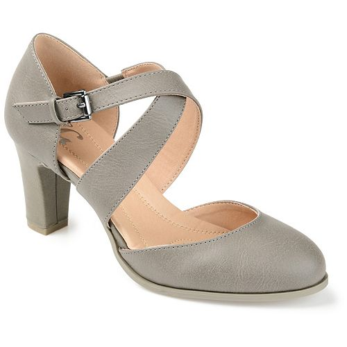 Journee Collection Ainsli ... Women's High Heels puwubau