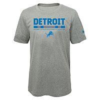 Boys 8-20 Nike Detroit Lions Legend Staff Dri-FIT Tee
